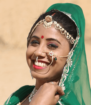 Rajasthani Dance Artists