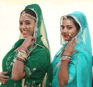 Rajasthani Folk Artists