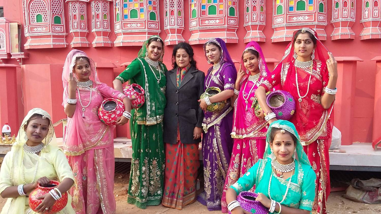 Rajasthani Music and Dance Group Jaipur