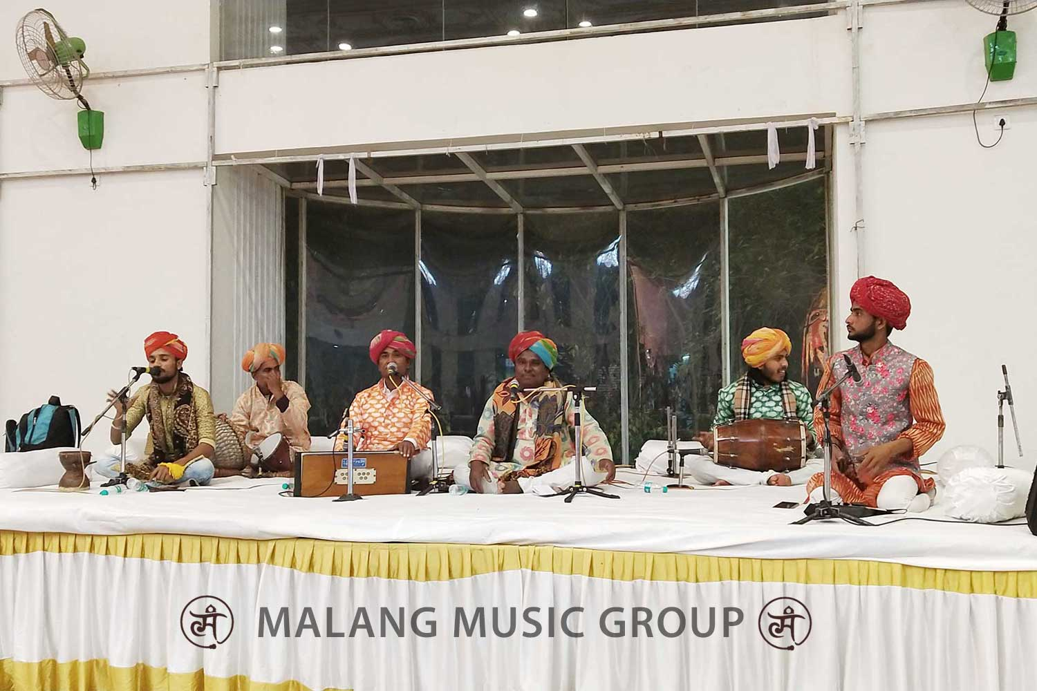 Music And Dance Group