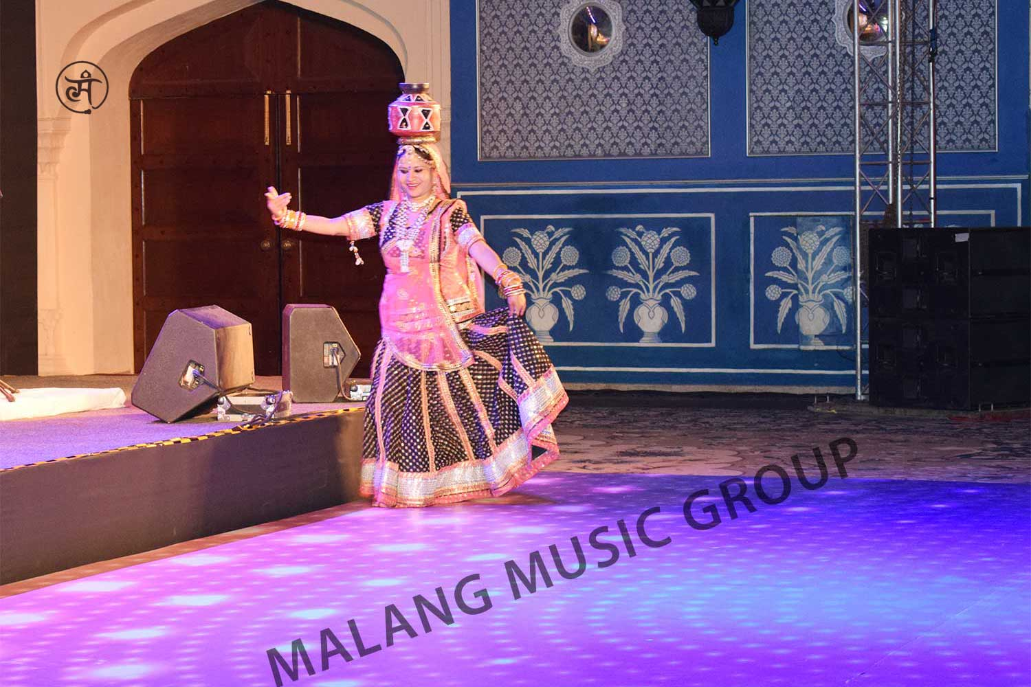 Rajasthani Folk Music And Dance Jaipur