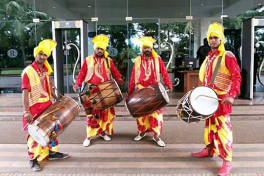 punjabi dhol for marriage